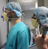 Transplantul din sala de operații prin ochii unui jurnalist