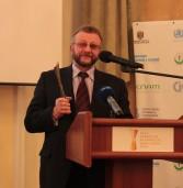 (VIDEO) MedProfil: Tudor Levința, directorul Centrului de Sănătate Peresecina