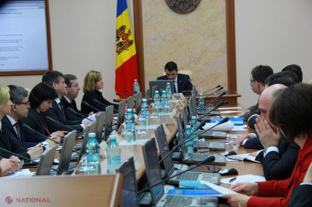 Guvernul Gaburici a căzut! Mircea Buga rămâne ministru în exercițiu al Sănătății