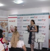 Primul workshop la MedNews – un mare succes pentru mamele de fete. Urmează și altele!