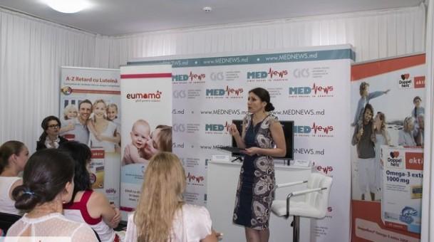 Primul Workshop la MedNews – un mare succes pentru părinții de fete. Urmează și altele!