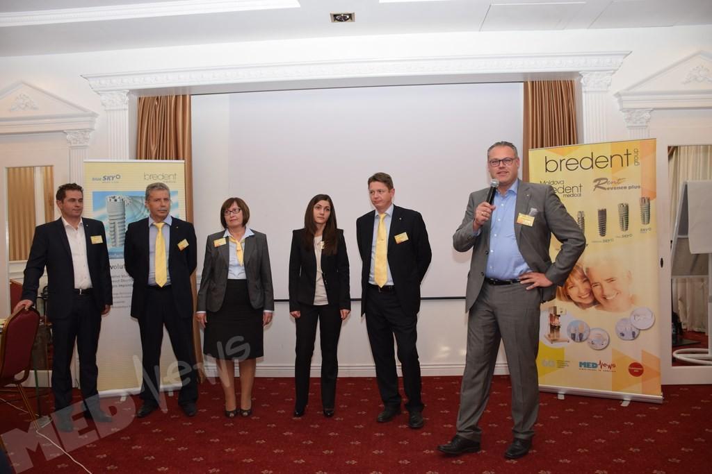 FOTOREPORTAJ// BREDENT Group pășește cu dreptul în stomatologia din Republica Moldova