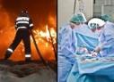 Sistemul de sănătate moldovenesc este vulnerabil la un incendiu de proporții