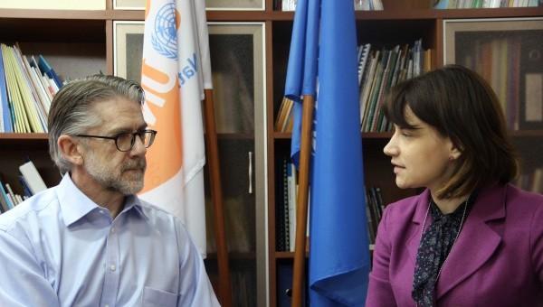 """""""Moldova poate deveni un Centru regional pentru screening-ul de col uterin"""""""