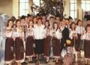 Viitorii lucrători medicali au intrat în spiritul lui Moș Crăciun