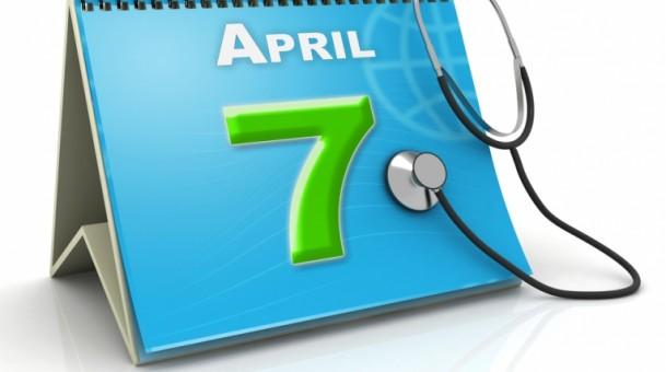 Agenda  Zilei Mondiale a Sănătății