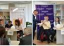 """Mediciniștii de la USMF """"N. Testemițanu"""", Pro și Contra imunizării"""