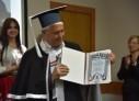 """A fost acordat titlul Doctor Honoris Causa celui mai tânăr dintre absolvenții USMF """"Nicolae Testemițanu"""""""