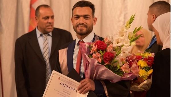 """Reportaj foto//Primii absolvenți ai USMF """"Nicolae Testemițanu"""" care au rostit jurământul de medic în engleză"""