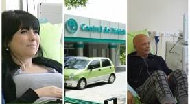 """Ce spun pacienţii străini despre serviciul """"Dializa de Vacanţă"""" din  Moldova"""